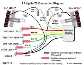 similiar black light color code keywords tail lights wiring diagram christmas light 3 3 wire led tail light
