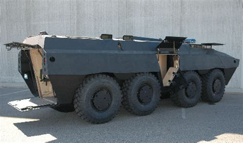 Gpv 8x8x8 Colonel Wheeled Armoured Vehicle Personnel