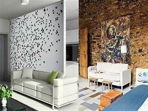 76 Bilder: ausgefallene Wandgestaltung! Archzine net