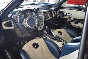 Pagani Huayra Chassis Number 001 Is Now for Sale ...