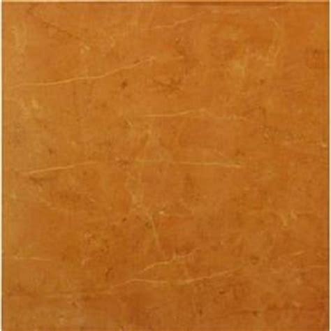 shop porcelanite 17 in x 17 in marble red ceramic floor
