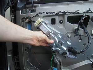 Camaro Firebird How To Replace Power Window Motor