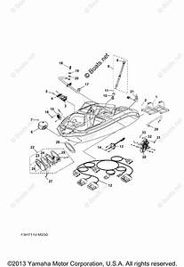 Yamaha Boat Parts 2013 Oem Parts Diagram For Electrical 3