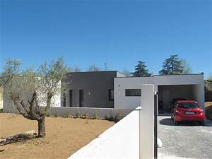 maison beton prix cout ralisation terrasse bton maison With awesome des plans pour maison 14 parpaing la triskeline