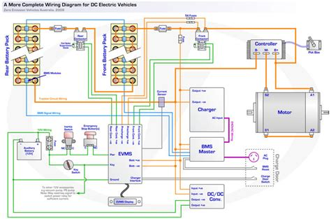Home Wiring For An Electric Car by Technical Information Circuit Diagrams