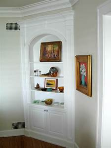 Hand Crafted Dining Room Built-Ins by Jim Jakubowski Inc