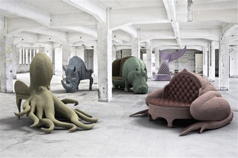 Maximo Riera Animal Chair Collection