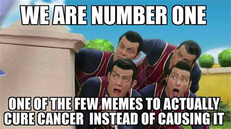 We Are Number One Memes - we are number one meme by darkrai9000 on deviantart