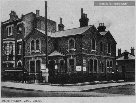 wood green local history hornsey historical society