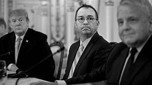 Opinion | The Mick Mulvaney Presidency - The New York Times