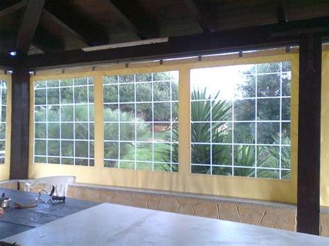 costo veranda balcone chiusure trasparenti laterali x strutture esistenti pvc ebay