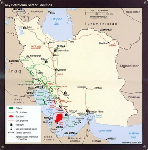 National Iranian Oil Company-operations