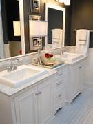Double Sink Vanity With Separate Mirrors Traditional Vanity Unit And Close Coupled WC London BathroomsLondon Vanities For Small Bathrooms Traditional Bathroom Vanity Ideas Awesome Small White Vanity T Mw At Small Bathroom Vanity
