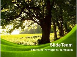 Nature Pics Powerpoint Templates Green Environment Process