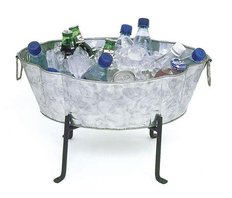 cooler tubs for drinks achla embossed tub beverage cooler c 52 719908302788