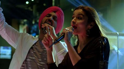 Alia Bhatt-diljit Dosanjh's Soulful Version Of Ikk