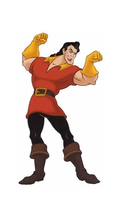 Gaston Disney Villains Beast Beauty Characters Belle