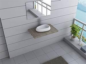 Badmöbel Set 80 Cm Breit : design badm bel set australia alice springs waschtisch 80 cm breit inkl waschbecken 3 dekore ~ Indierocktalk.com Haus und Dekorationen