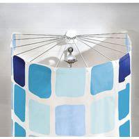 tenda doccia a ombrello barre per tende da doccia