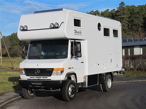 Gerne heißen wir sie bei uns in bohmte willkommen und zeigen ihnen vor ort ihr neues reisemobil. Mercedes Vario 818 CDI - 4x4 - 6300 - 2012 | Expeditionsfahrzeug, Reisemobil, Wohnmobil innen