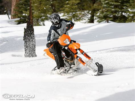 motocross snow bike explorer snow bike conversion kit motorcycle usa