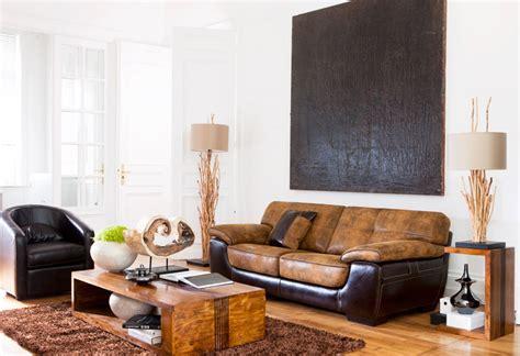 canape bois et chiffons occasion bois et chiffons fauteuil photo 5 20 joli canapé brun