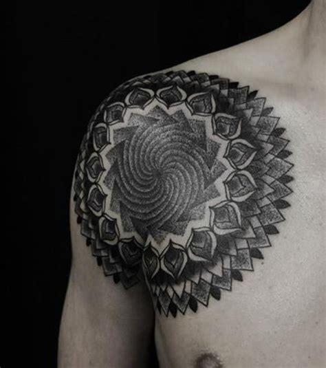 tatuajes de mandalas  mujer  hombre   significan