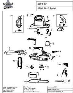 rug doctor parts rug doctor mighty pro x3 parts diagram