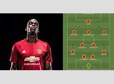 Pogba Pulang, Bagaimana Formasi Ideal Manchester United
