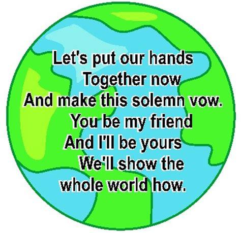 world neighbors handprint poem 959 | printable handprint earth