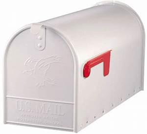 Boite Aux Lettres Americaine : bo te aux lettres am ricaine pied support ~ Dailycaller-alerts.com Idées de Décoration