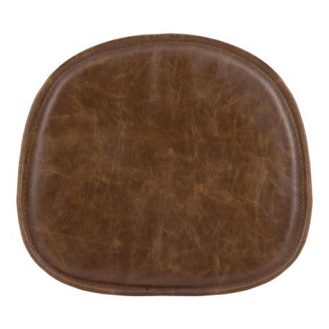 galette de chaise simili cuir