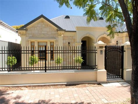 house fence designs fences spaced interior design ideas photos and pictures for australian homes