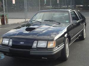 Turbocharged Fox Body: 1986 Ford Mustang SVO – SOLD! | GuysWithRides.com