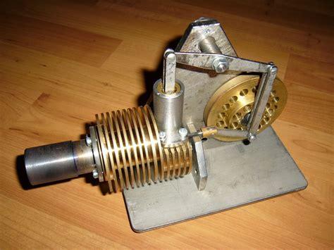Авиамодельный двигатель своими руками. ветерок0 8
