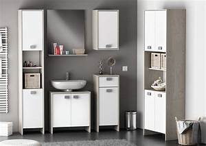 Meuble Bas But : meuble bas de salle de bain but ~ Teatrodelosmanantiales.com Idées de Décoration