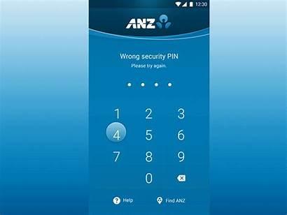 Wrong App Mobile Login Ee Dribbble Screens