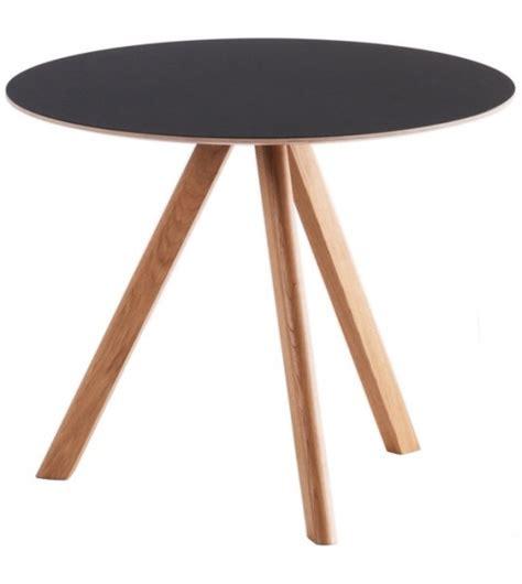 linoleum für tische copenhague table cph20 tisch mit tischplatte aus