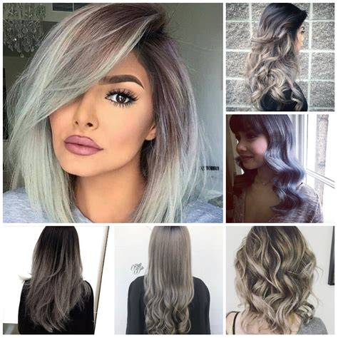 trendy ombre hair color trend  haircut today