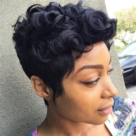 Black Sew Hairstyle Pictures by 20 Weave Hairstyles You Can Easily Copy Blessing