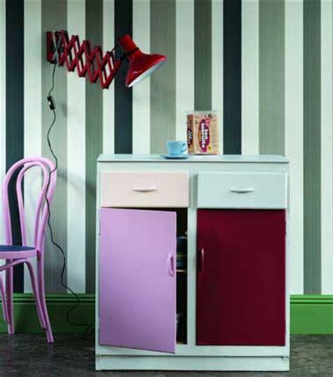 meuble de cuisine rénové avec des couleurs de peinture