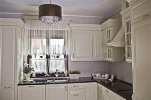 küche gardinen 50 fenstervorhänge ideen für küche klassisch und modern