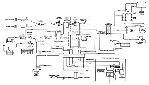 Deere 420c Wiring Diagram by Morning I A Jd 318 With An Ignition Problem The