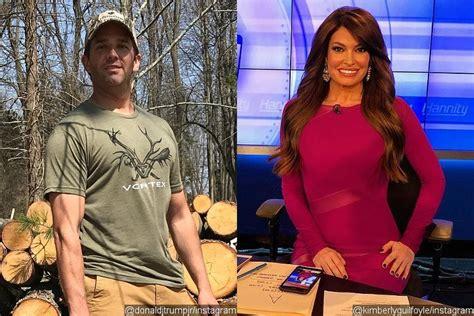 guilfoyle kimberly instagram trump jr donald fox vanessa host dating split report