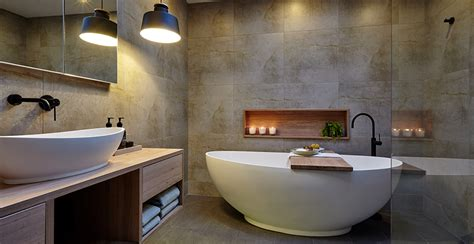 diy modern bathroom remodel bunnings warehouse nz
