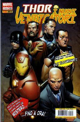 gli illuminati marvel thor 103 edicola fumetti americani fumettando il
