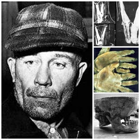 Top 25 ideas about Ed Gein And His House Of Horrors. on ...