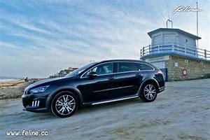 Peugeot 508 Rxh Hybrid4 : essai peugeot 508 rxh hdi hybrid4 200 ch tout chemin m ne rome essais f line ~ Medecine-chirurgie-esthetiques.com Avis de Voitures