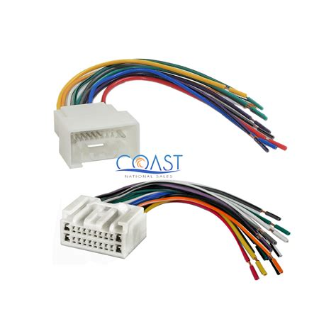 Car Radio Stereo Wire Wiring Harness Combo For Select