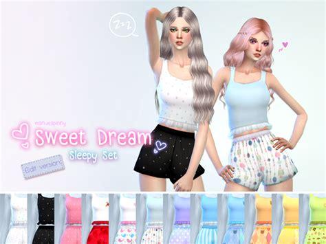 nueajaas manueapinny sweet dream set